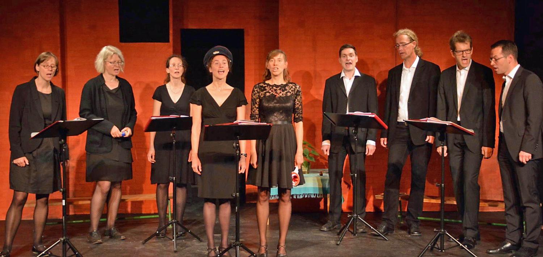 Weihnachtliches Chorkonzert a cappella
