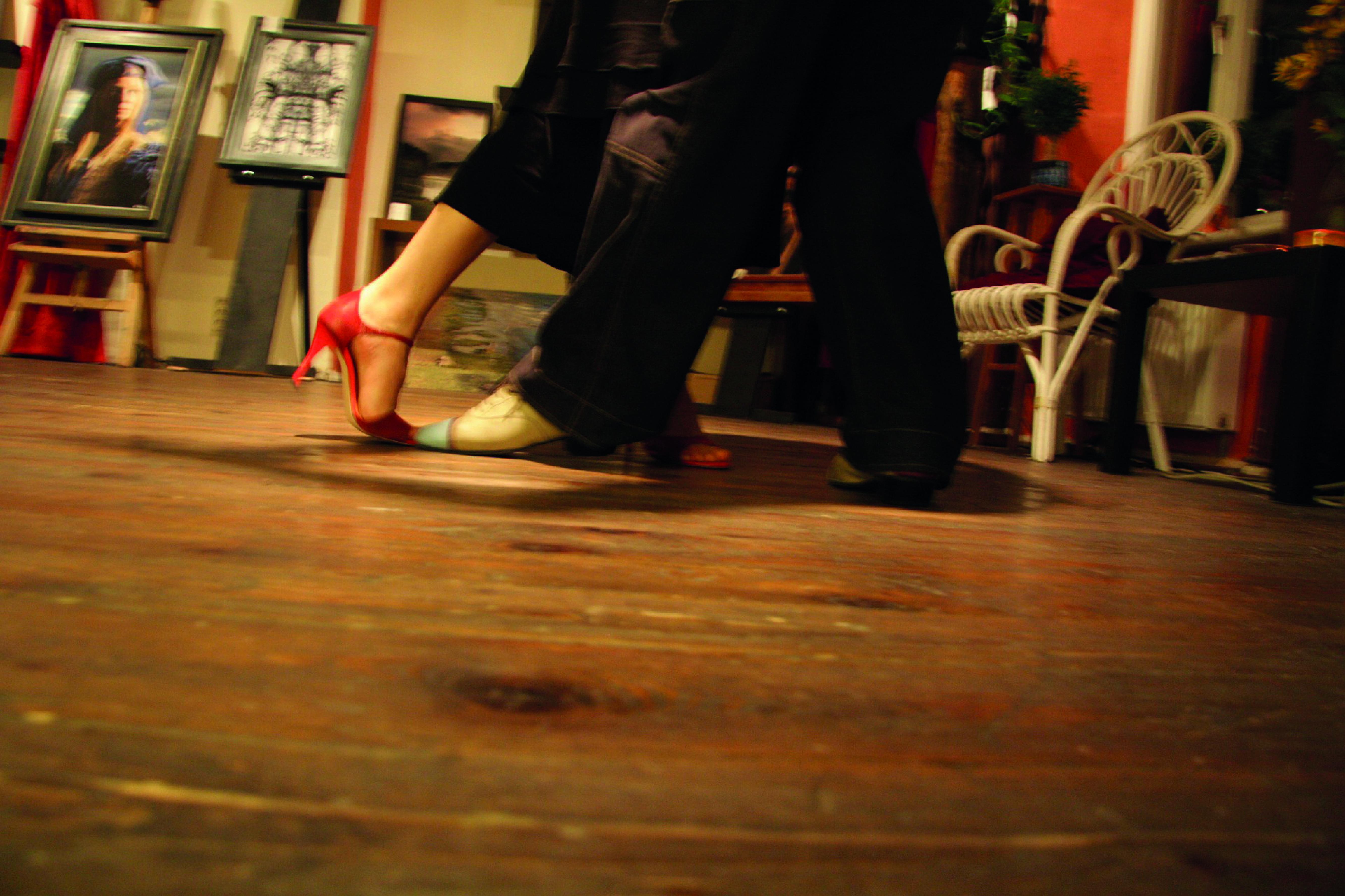Sechs Tanzstunden in sechs Wochen
